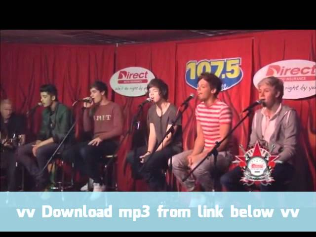 One Direction What Makes You Beautiful Live Rare Mediafire Mp3 Download Youtube