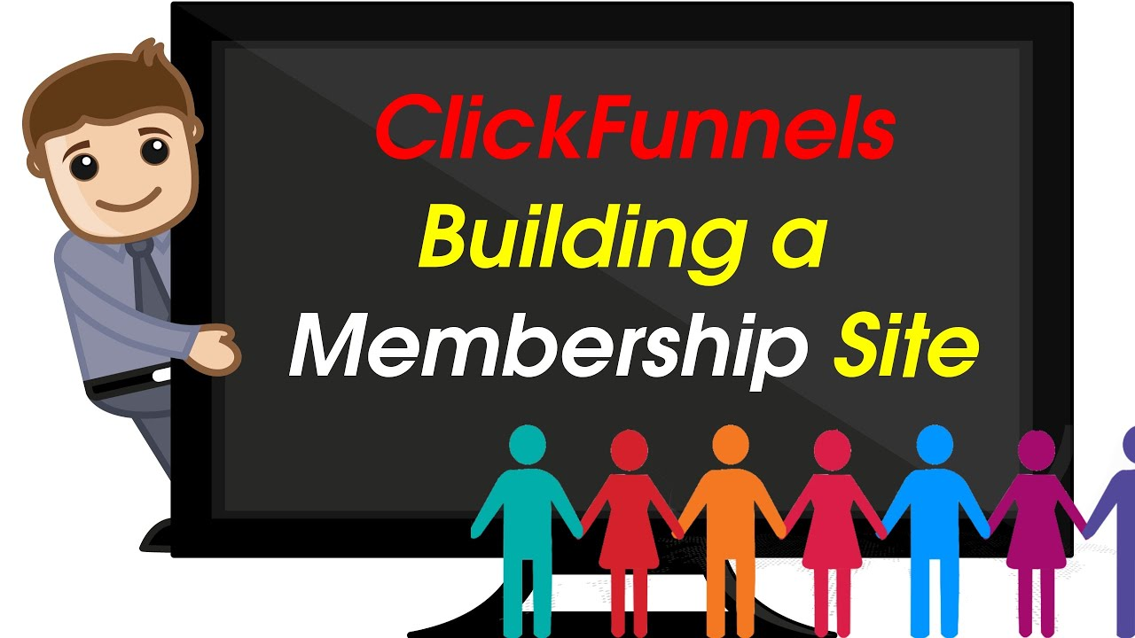 Clickfunnels Review - Build a Membership Website - Walkthrough Review