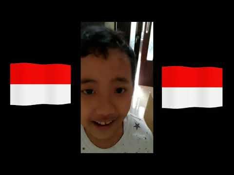 Medley Puisi \u0026 Lagu Nasional Anak-Anak