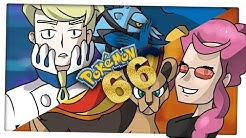 Let's Play Pokemon X Part 66: Top 4 Pachira & Narcisse