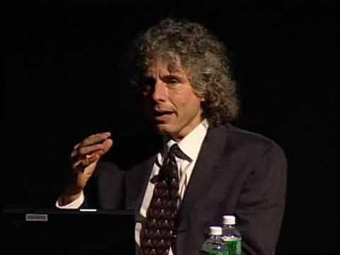 Steven Pinker on Noam Chomsky's theory of Linguistics & Politics (Part 1)