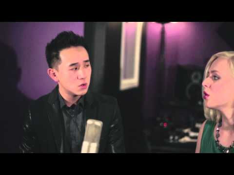 "Ariana Grande ""Almost Is Never Enough"" - (Jason Chen x Madilyn Bailey Cover)"
