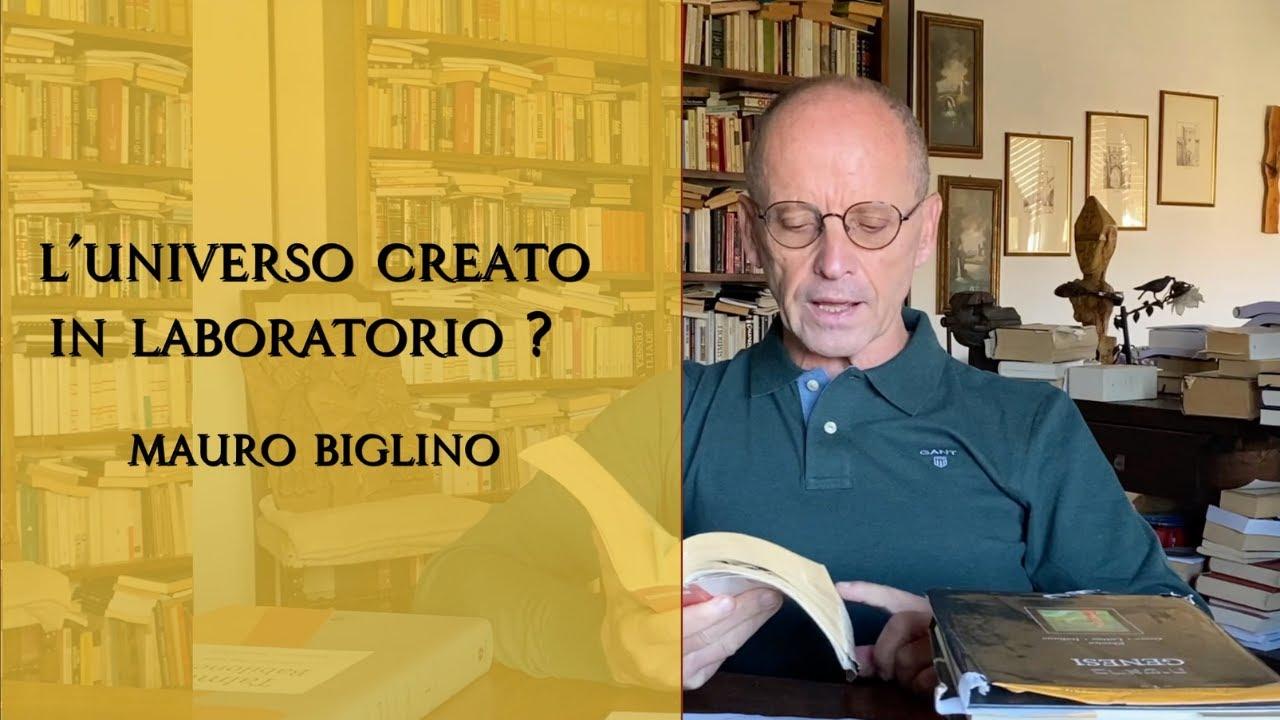 Download Mauro Biglino | L' universo creato in laboratorio?