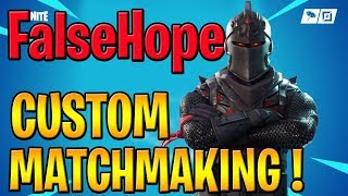 FORTNITE CUSTOM MATCHMAKING LIVE SCRIMS WITH SUBS! (OCE) | Daily Item Shop