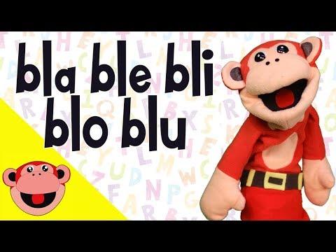 Silabas bla ble