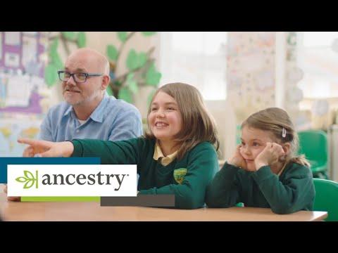 AncestryDNA | School of DNA Teaser