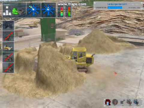 bagger simulator demo