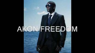 Akon - Freedom (HQ)