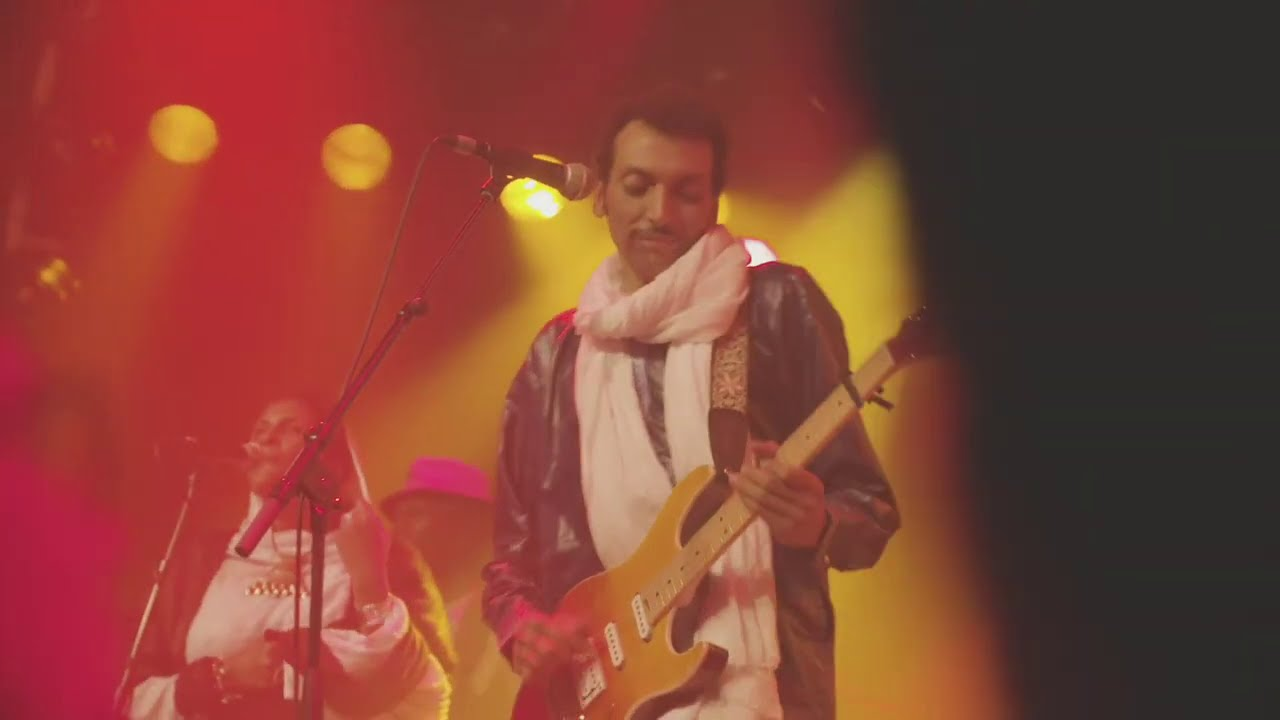 BOMBINO - Guitar virtuoso shares new single 'Imajghane / Chet Boughassa' + new album On Friday