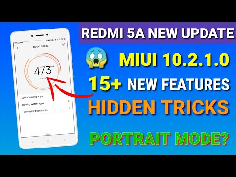 Repeat Redmi 5A Miui 10 2 1 0 Global Stable Update - Q Nhi Mila