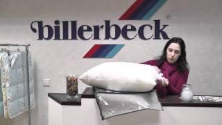 Billerbeck подушка антиаллергенная от Billerbeck.net.ua(Подушка Billerbeck (Биллербек) антиаллергенная Лилия от Billerbeck.net.ua., 2011-03-12T20:49:49.000Z)