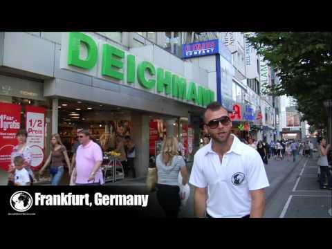 Frankfurt, Germany #5 Zeil