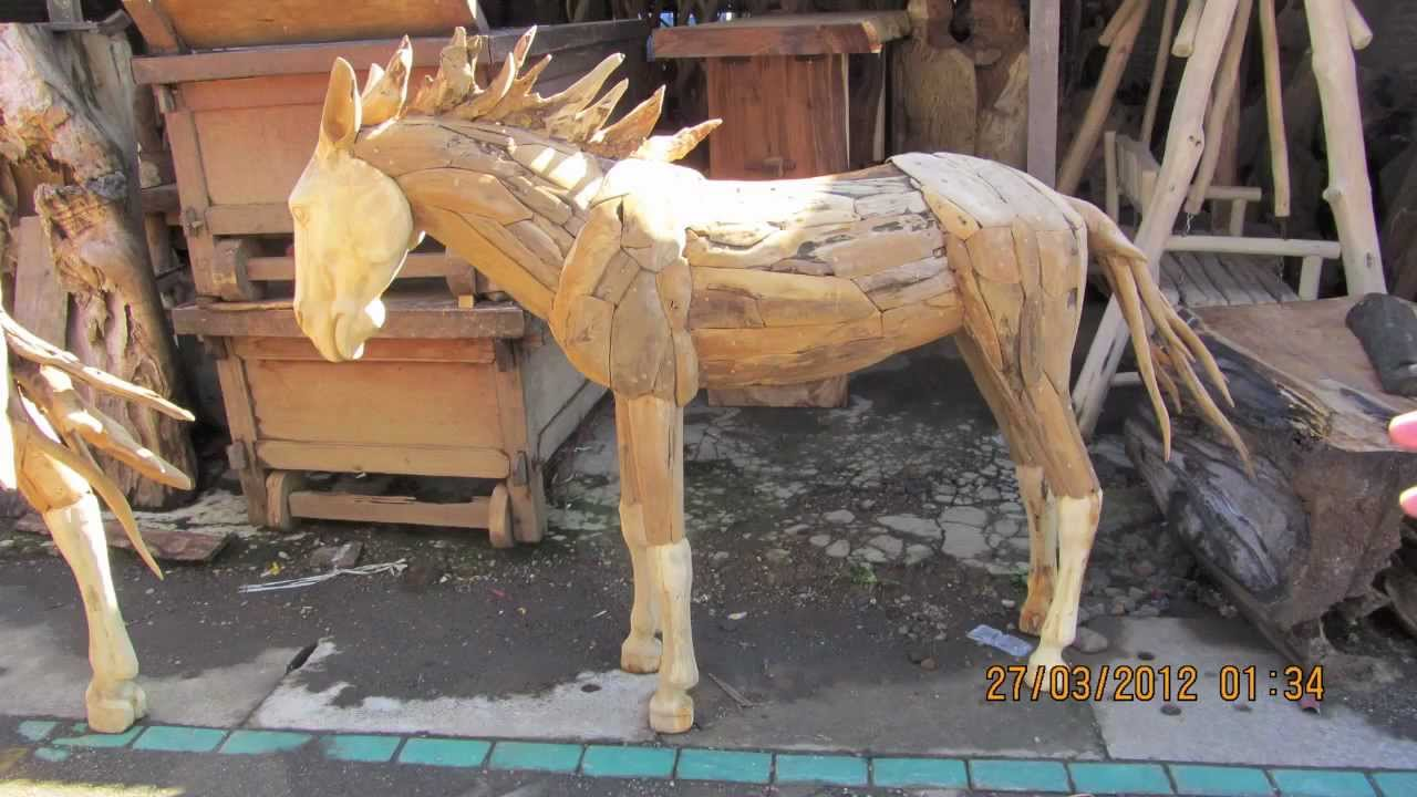 Jepara Indonesia Carvings And Furniture 27 03 2012 Youtube