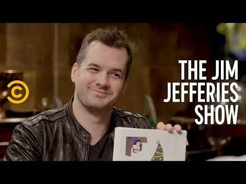 "Examining Holland's Extremely Racist Christmas Character, ""Black Pete"" - The Jim Jefferies Show"