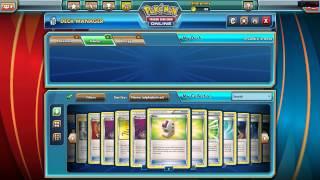 Pokémon Tcg Online Tutorial : Building A Deck