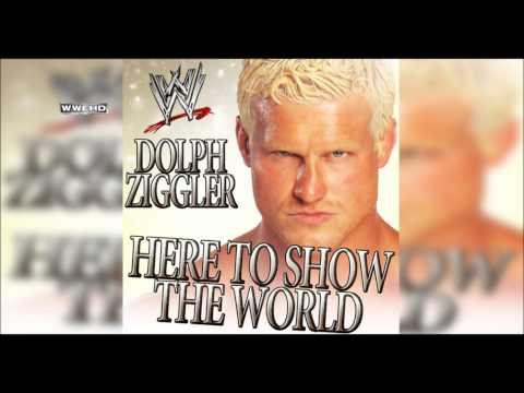 """WWE: """"Here To Show The World"""" (Dolph Ziggler) Theme Song + AE (Arena Effect)"""