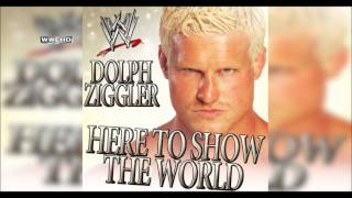 "WWE: ""Here To Show The World"" (Dolph Ziggler) Theme Song + AE (Arena Effect)"