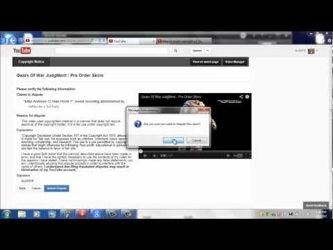 How To Avoid Copyright Infringement On  youtube  (2016) Fast And Easy