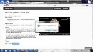 How To Avoid Copyright Infringement On  youtube  (2013) Fast And Easy