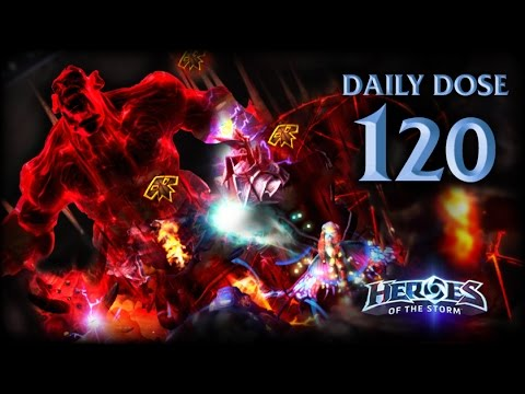 Heroes of the Storm - Daily Dose Episode 120: Feel the Bern
