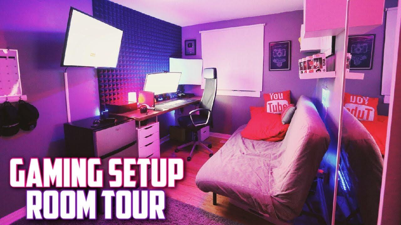 Gaming Bedroom