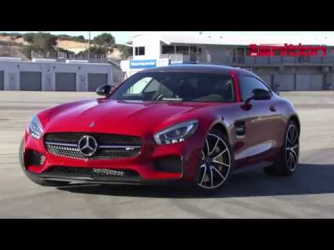 Mercedes-Benz AMG GT S Driven | Video Review  | ZEEGNITION