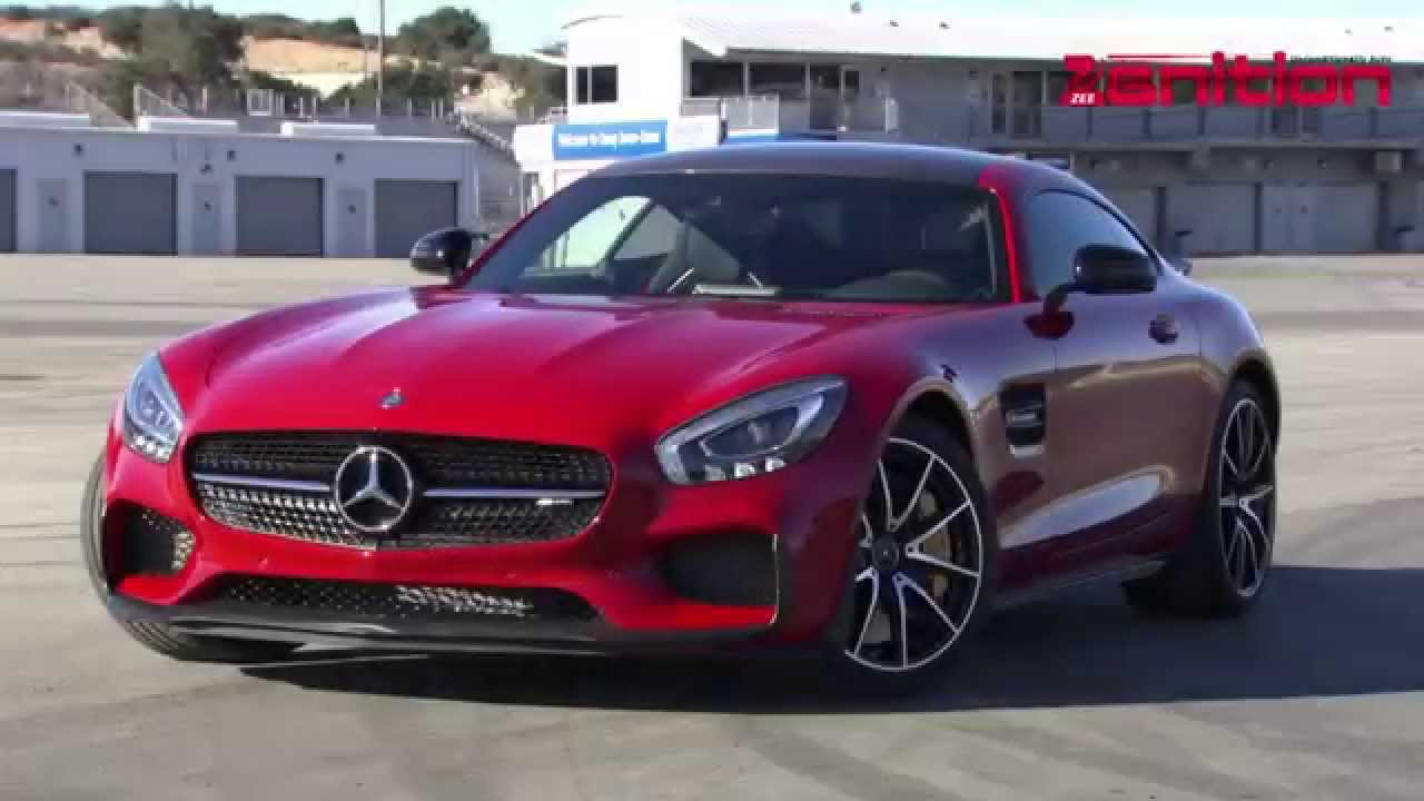 Mercedes Benz AMG GT S Driven | Video Review | ZEEGNITION   YouTube