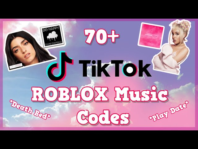 70+ ROBLOX : TikTok Music Codes : *SOME* WORKING (ID) 2020 - 2021 ( P-28) - clipzui.com