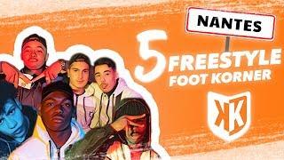 #5 Freestyle Foot Korner - NANTES (Les Frères Lumières)