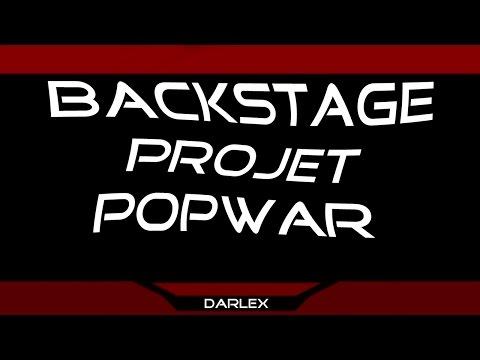 Backstage Projet POPWAR