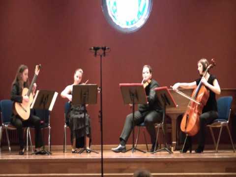 Joseph Haydn Quartett in D - Dur op. 60 nr. 2 - Adagio