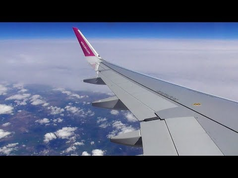 Wizz Air Airbus A320-232 | Keflavik, Iceland to London Luton *FULL FLIGHT*
