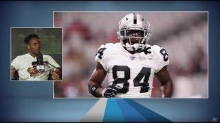 Rashad Jennings on Pats' Locker Room Reaction to Antonio Brown Rape Lawsuit | The Rich Eisen Show