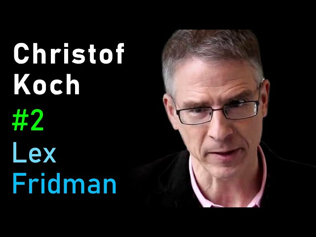 Christof Koch: Consciousness | Lex Fridman Podcast #2