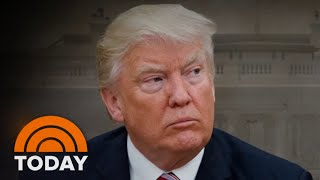 President Donald Trump Amps Up Anti-Immigration Rhetoric | TODAY
