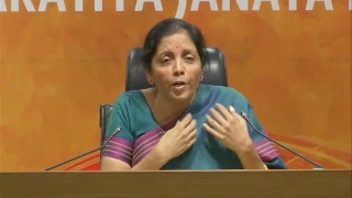 Video Rahul Gandhi's speech was nothing but rhetoric of a loser : Smt Nirmala Sitharaman download MP3, 3GP, MP4, WEBM, AVI, FLV Juli 2018