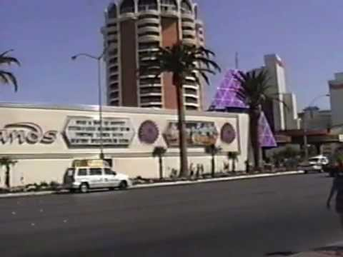 Sands Hotel and Casino 1996 Footage