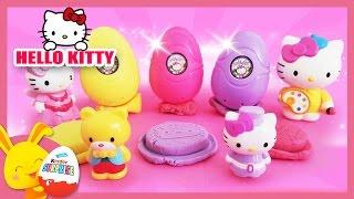 Hello Kitty - Pâte à modeler pour enfants  - Titounis