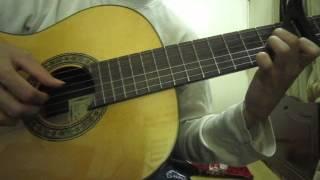 (Nguyễn Văn Tý) Dư âm (Classic Guitar Solo)