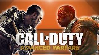 CoD: Advanced Warfare! - ZOMBIES & EXO SURVIVAL! (Funny Moments)