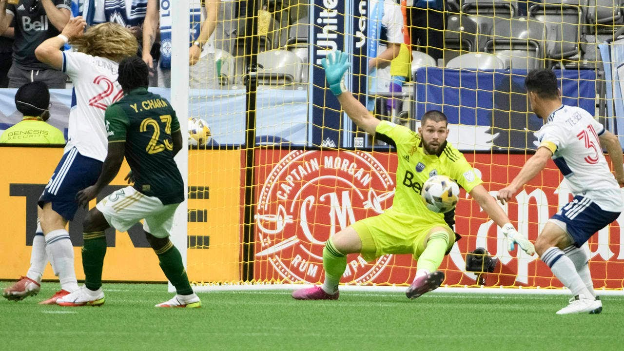 Download MATCH HIGHLIGHTS   Timbers knock off Whitecaps 1-0 in Cascadia battle