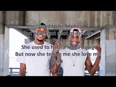 Chris And Queen, Ar'mon And Trey - Used To Be (New Song) (LYRICS)