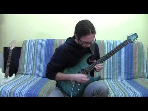 THE EXPO - Semantic Memory solo section - Piercarlo Favro