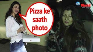 Daisy Shah Spotted at Juhu PVR Mumbai | Daisy's Funny Moment | Sangeeta Bijlani | Full HD Video