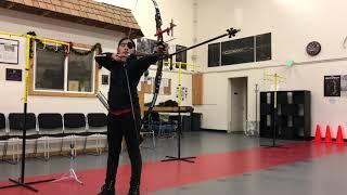 Archery: East vs West