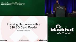 Hacking Hardware With A $10 SDCard Reader
