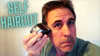 Easiest Self Haircut!