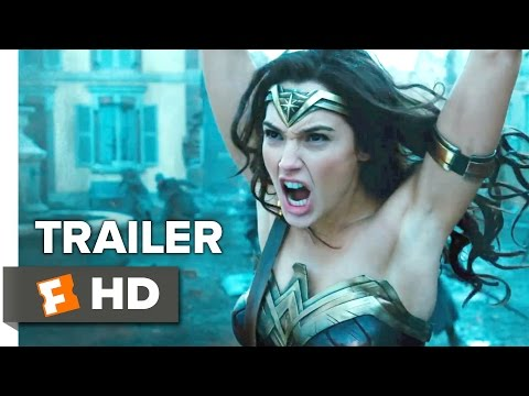 трейлер 2017 - Wonder Woman 'Origin' Trailer (2017) | Movieclips Trailers