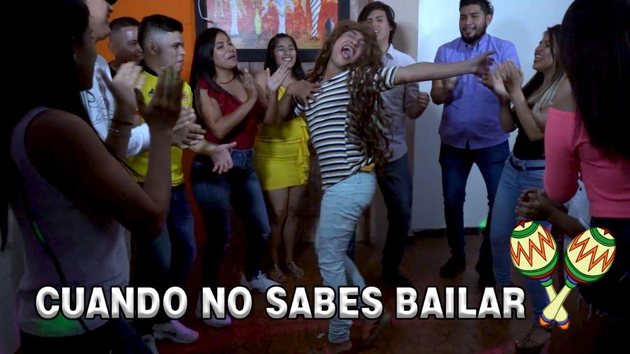 Cuando No Sabes Bailar / NanDito Ind