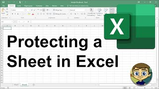 Advanced Excel - Protecting a Sheet - Excel Tutorial 2017